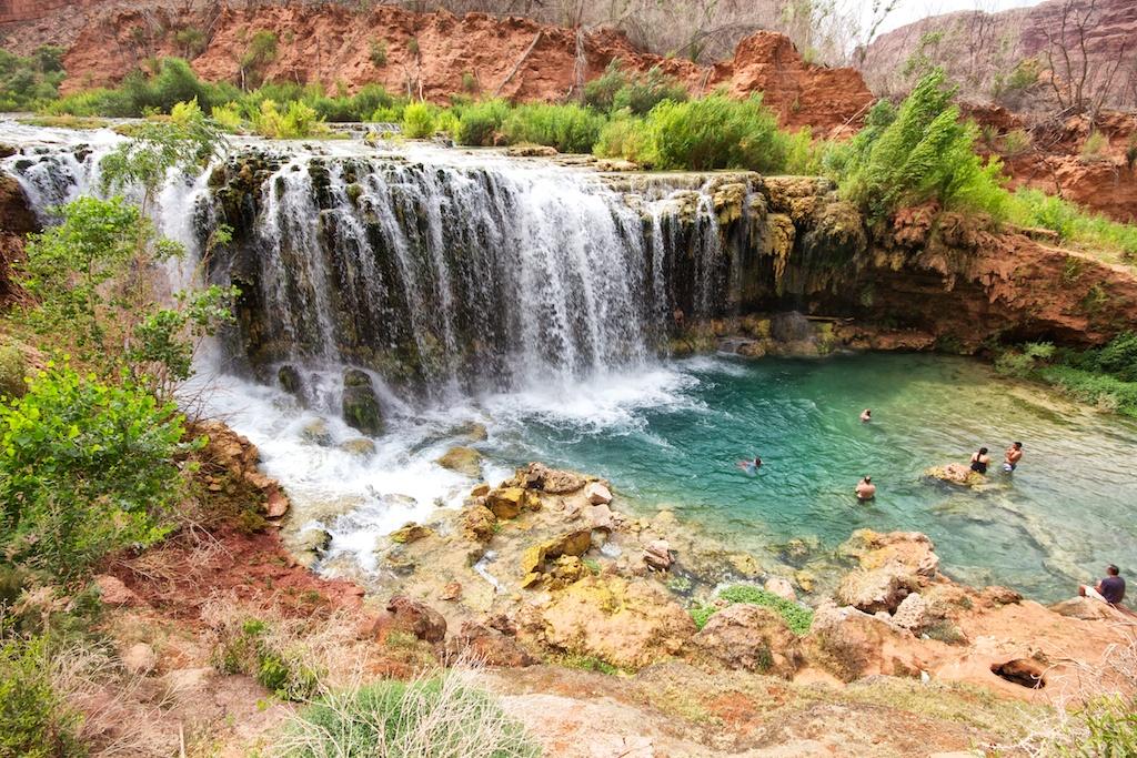 new navajo falls 3