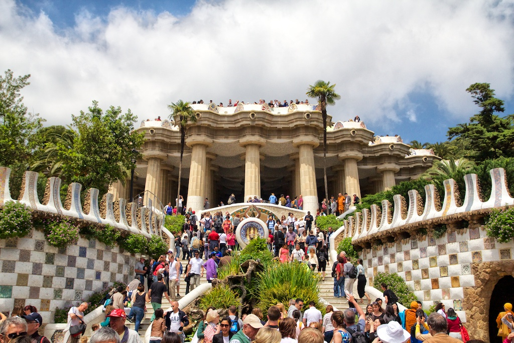 park guell 10