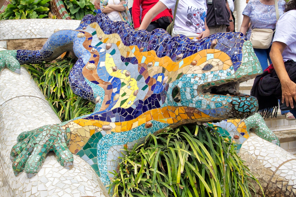 park guell 12