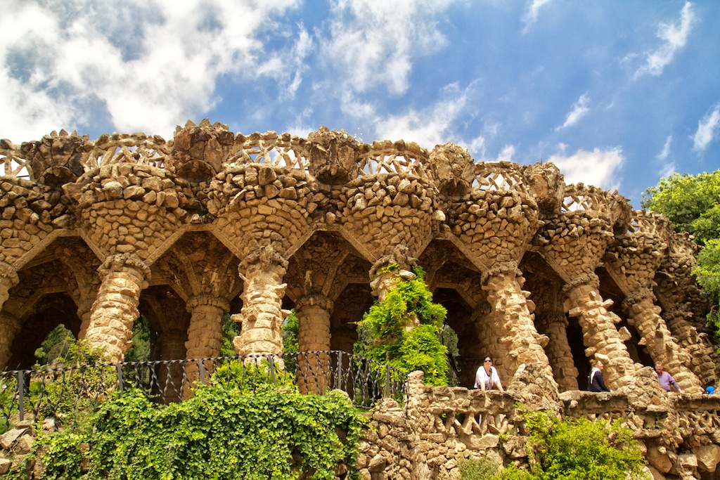 park guell 4