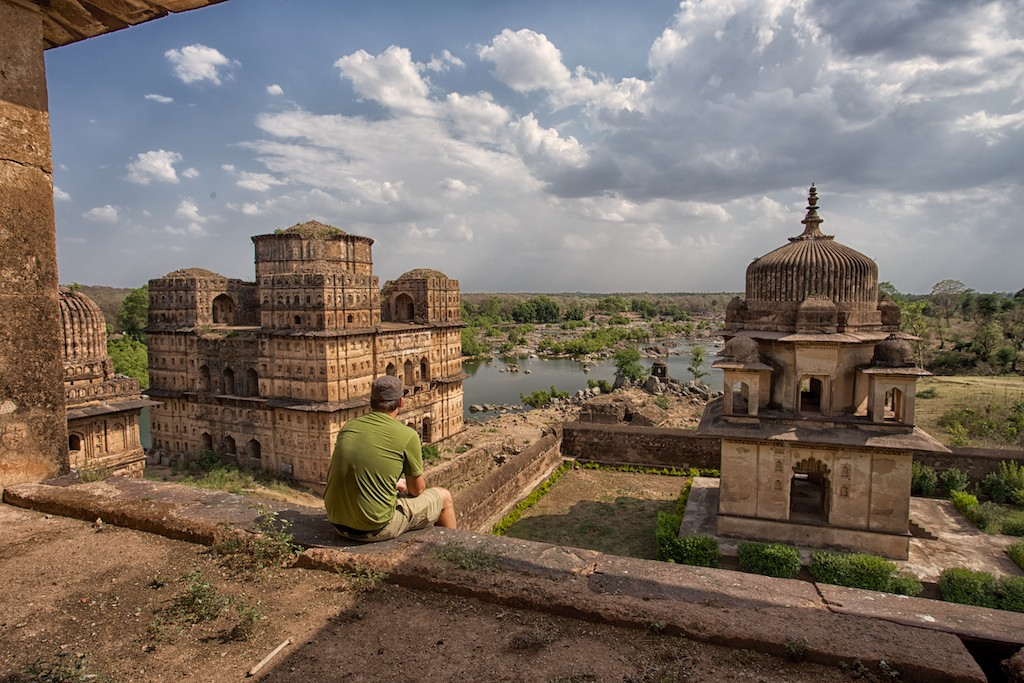 Cenotaphs of Orchha 20