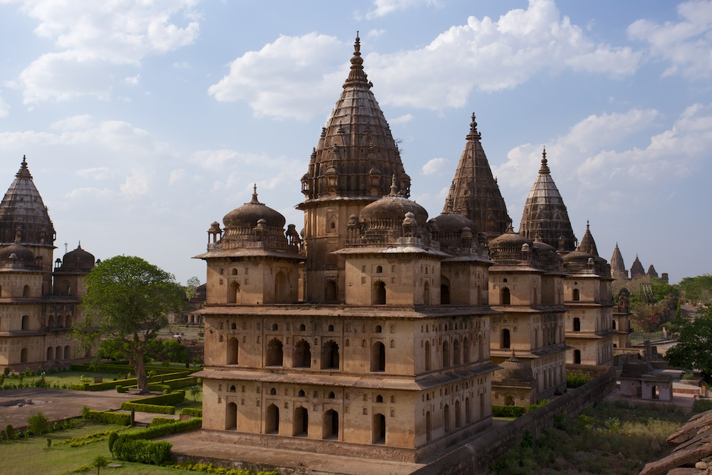 Cenotaphs of Orchha 6
