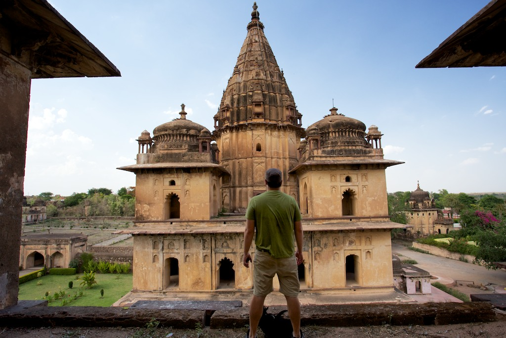 Cenotaphs of Orchha 9