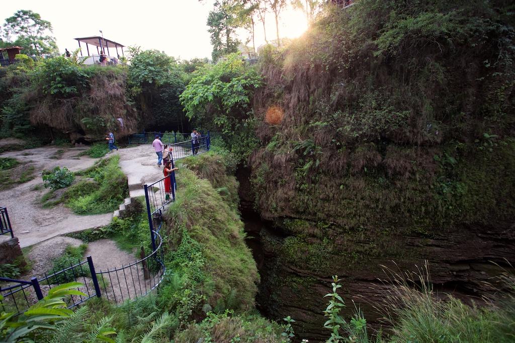 Devi Falls 7