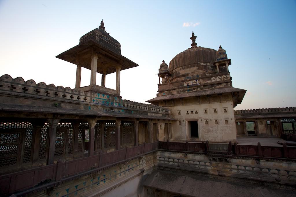Jahangir Mahal 1