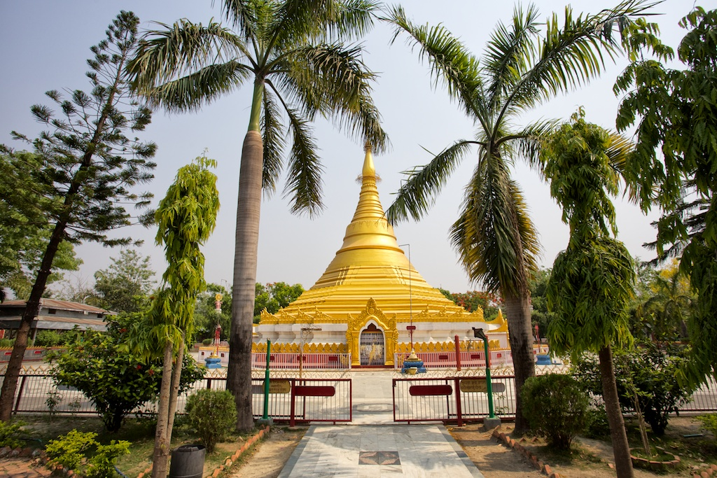 Myanmar Golden Temple 11