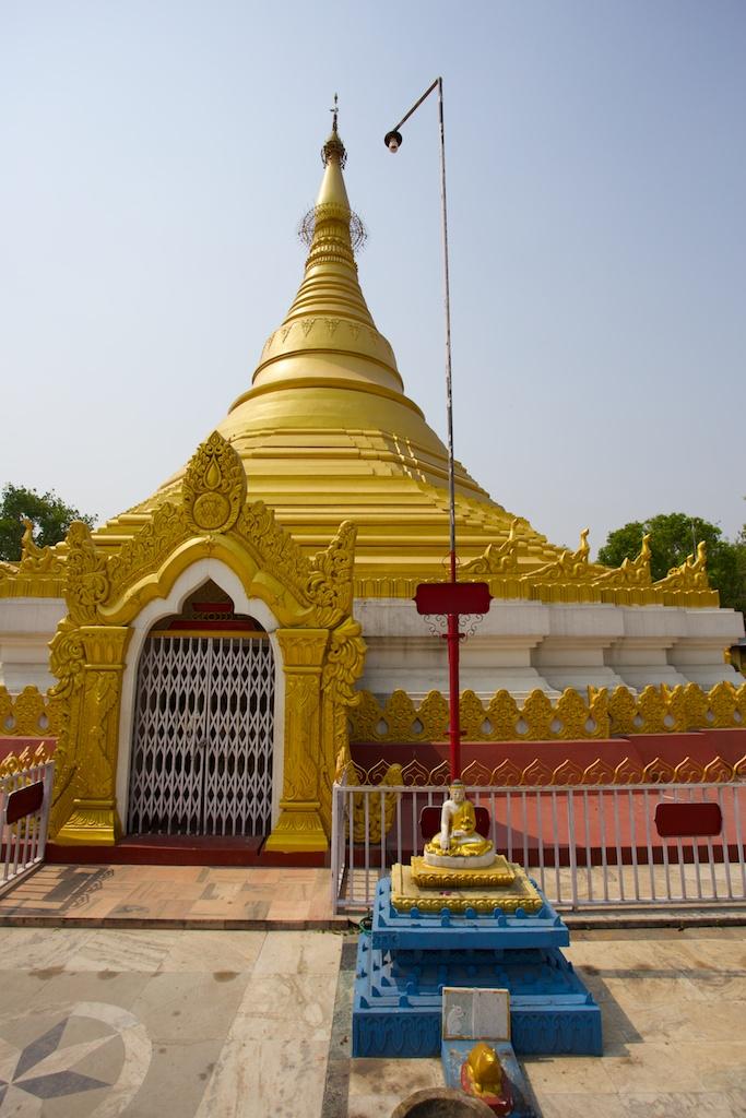 Myanmar Golden Temple 2