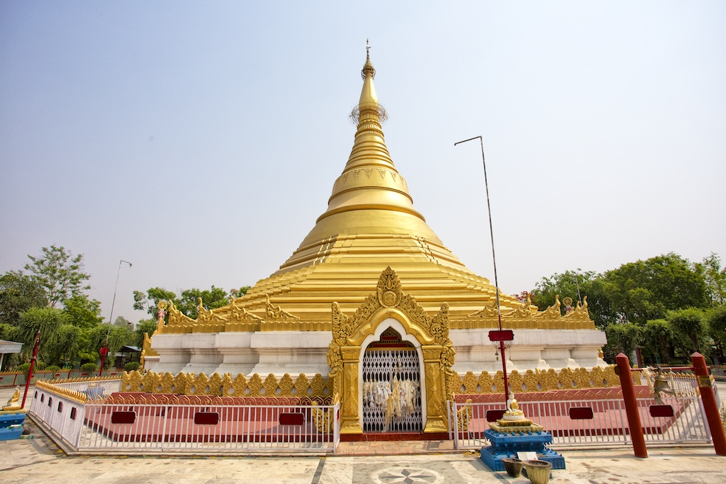 Myanmar Golden Temple 4