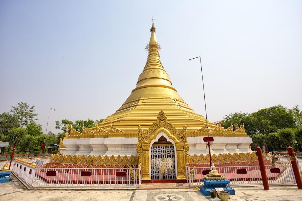 Myanmar Golden Temple 4