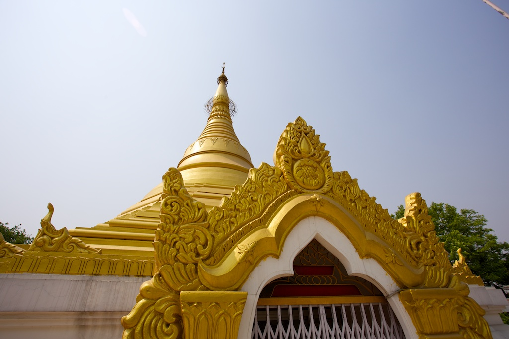Myanmar Golden Temple 9