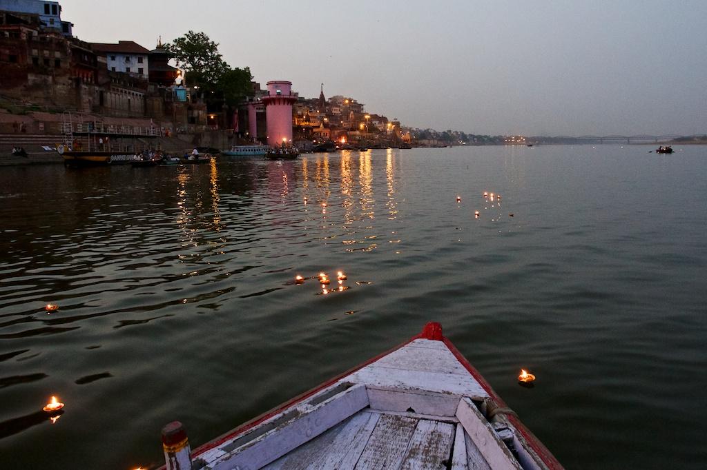 Varanasi Ganges River 10