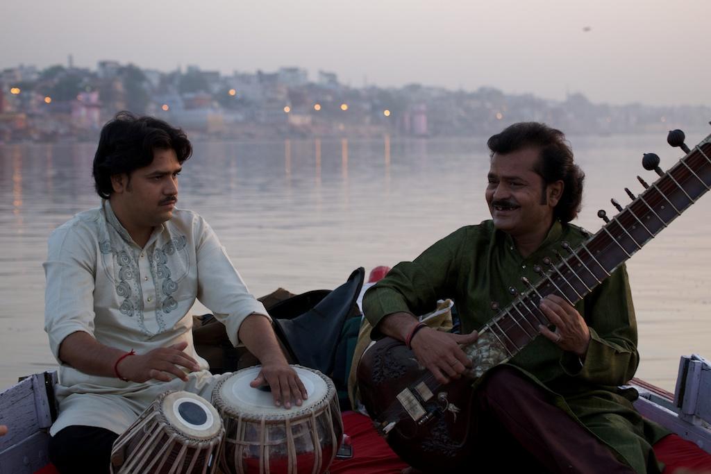 Varanasi Ganges River 14