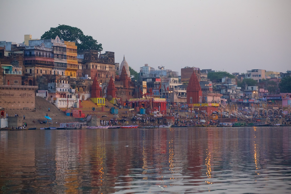Varanasi Ganges River 19