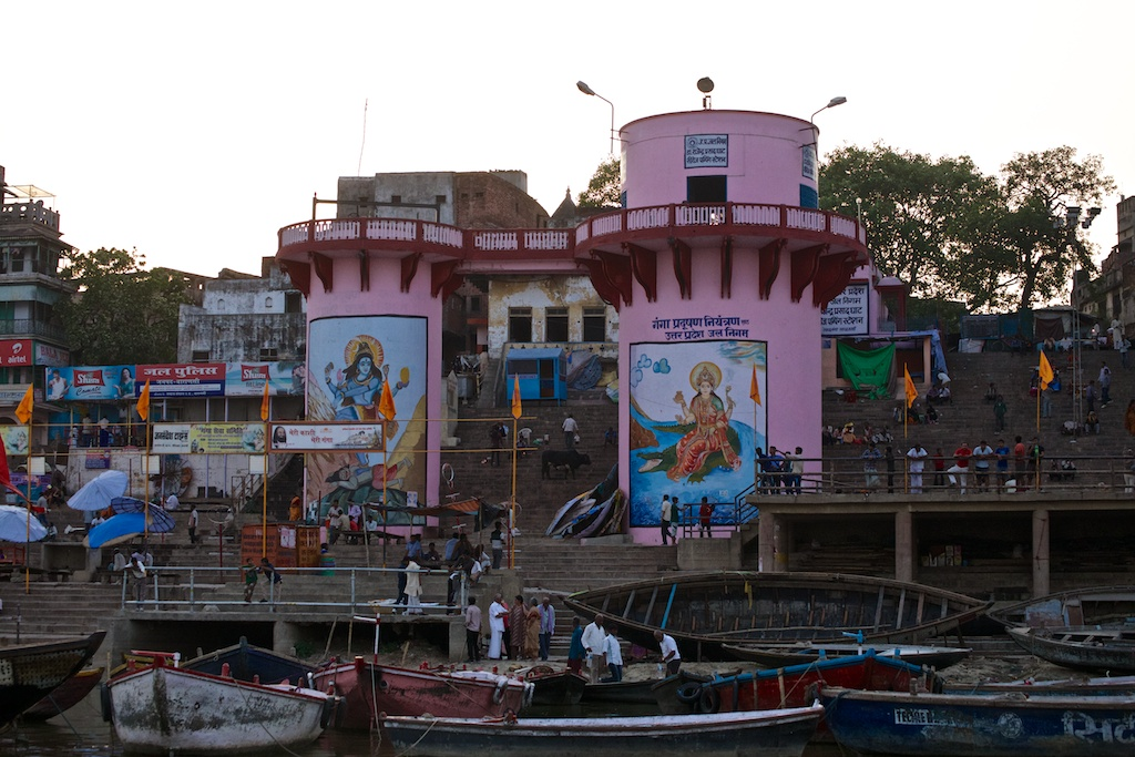 Varanasi Ganges River 20