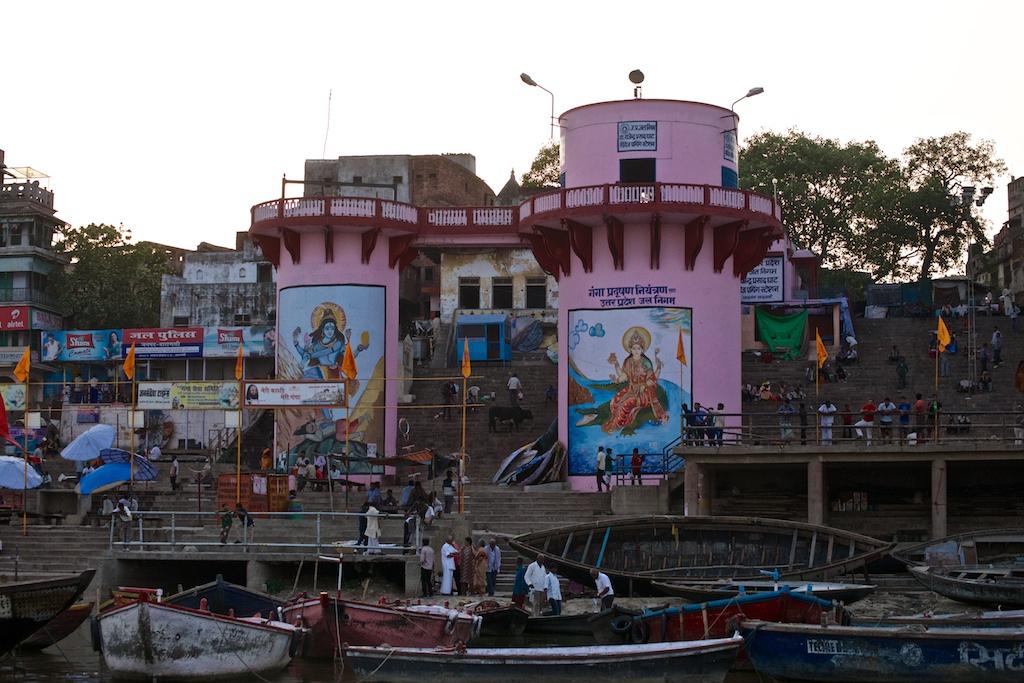 Varanasi Ganges River 20