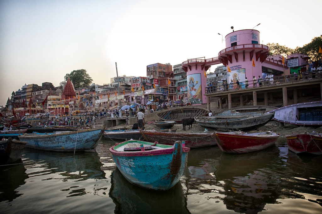 Varanasi Ganges River 26