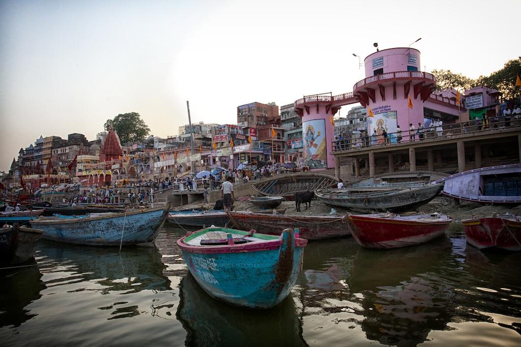 Varanasi Ganges River 26