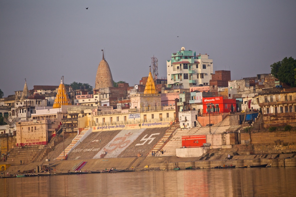 Varanasi Ganges River 3