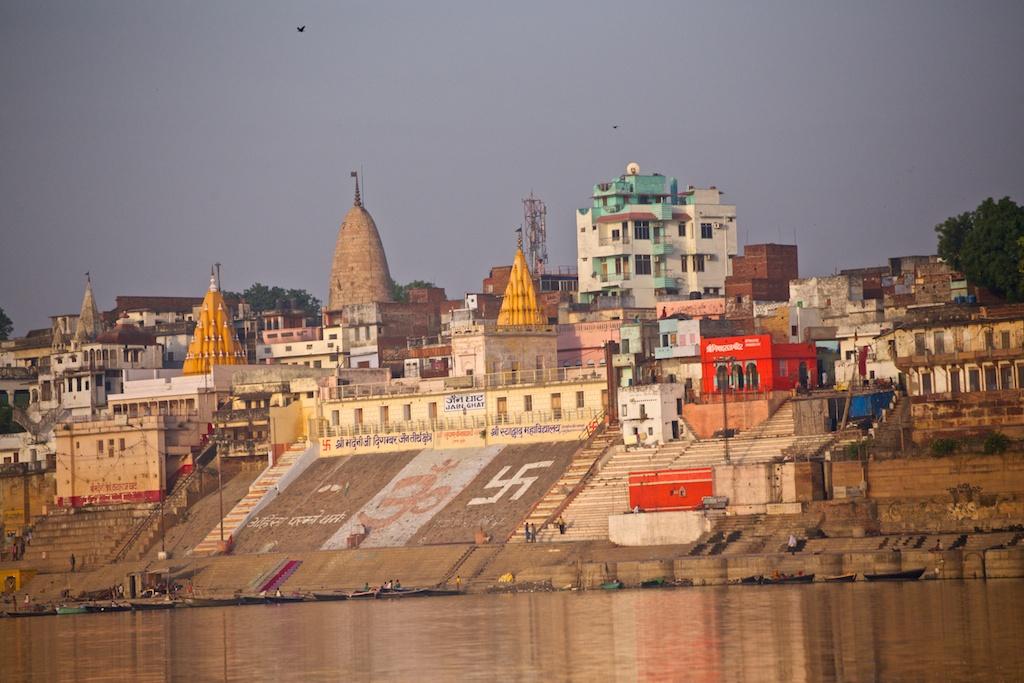 Varanasi Ganges River 3