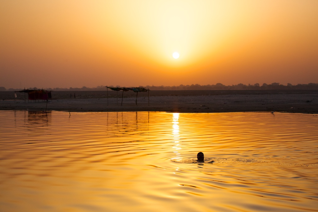 Varanasi Ganges River 5