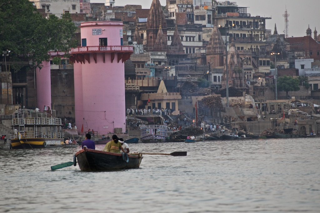 Varanasi Ganges River 6