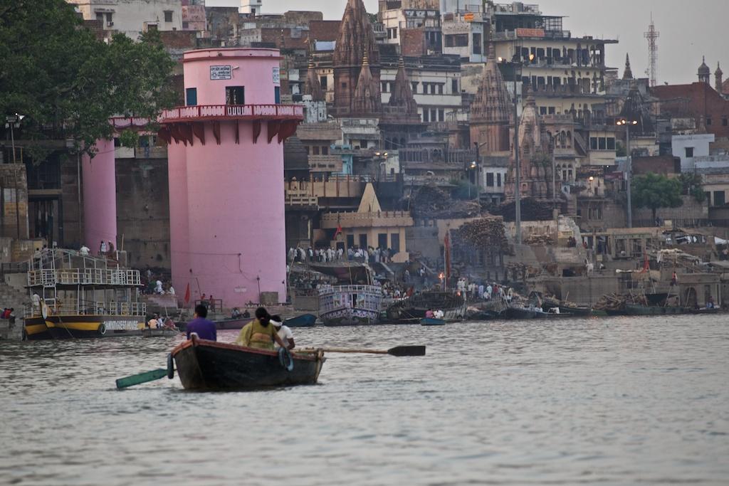 Varanasi Ganges River 6