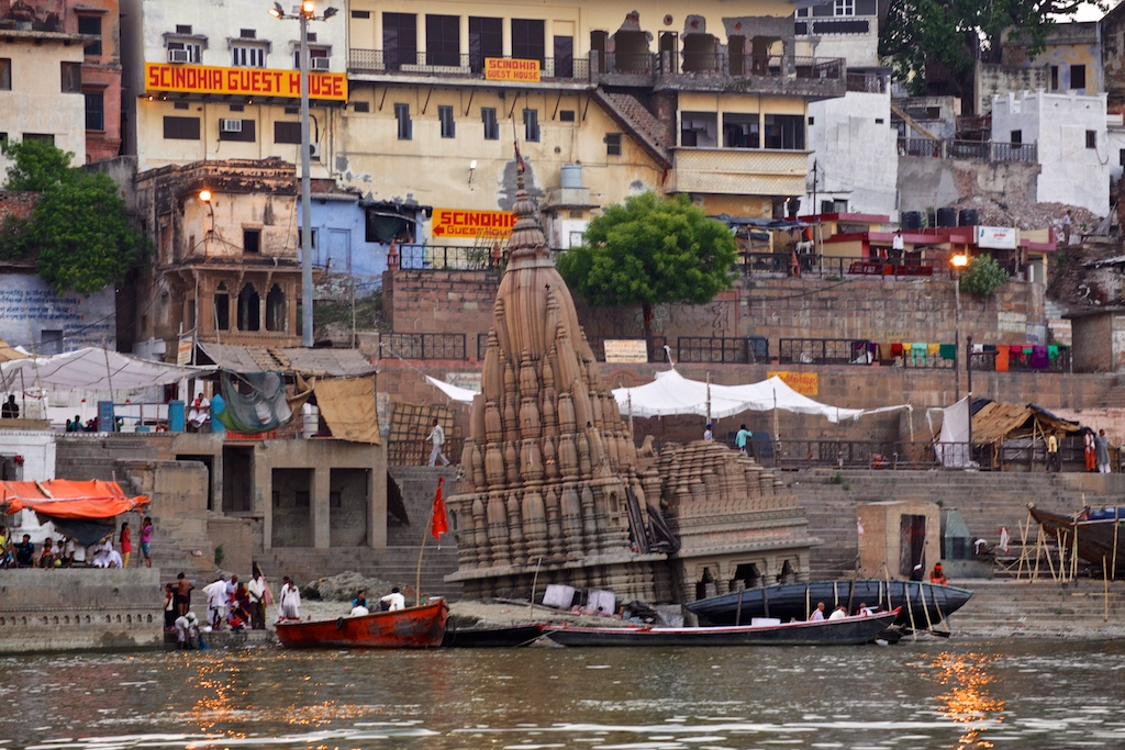 Varanasi Ganges River 7