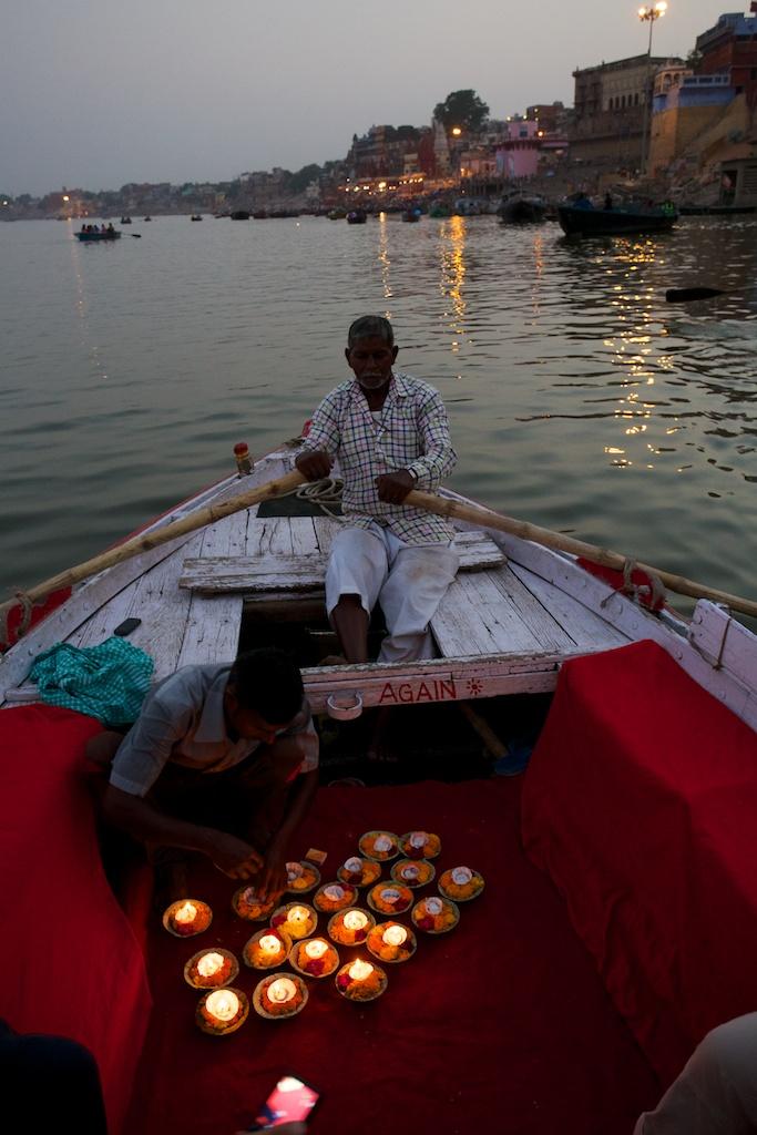 Varanasi Ganges River 9