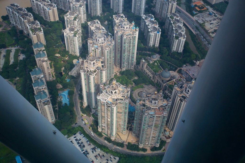 Canton Towers 7