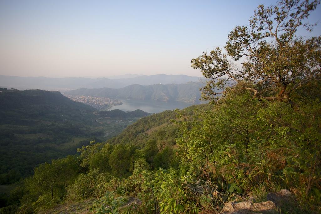 Hiking to Sarangkot 10