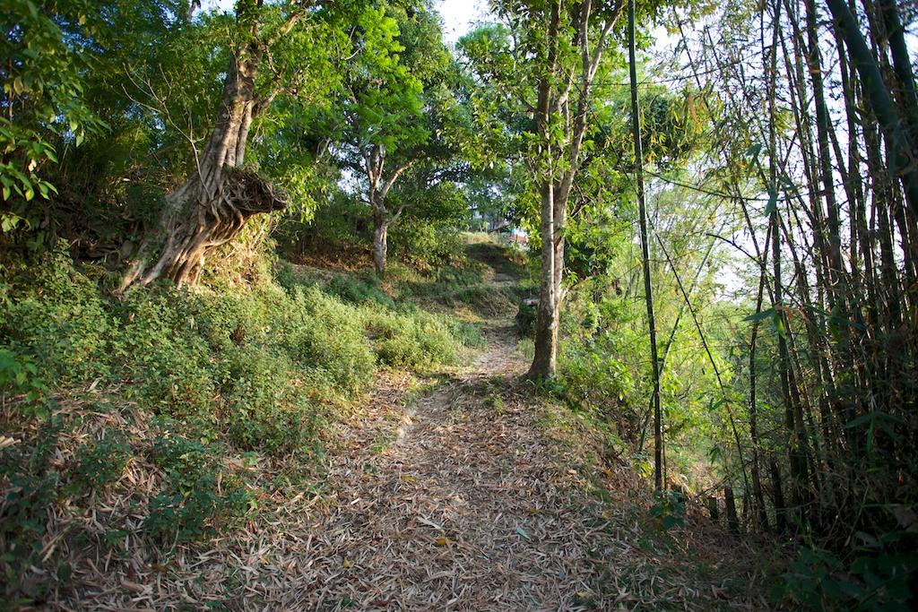 Hiking to Sarangkot 15