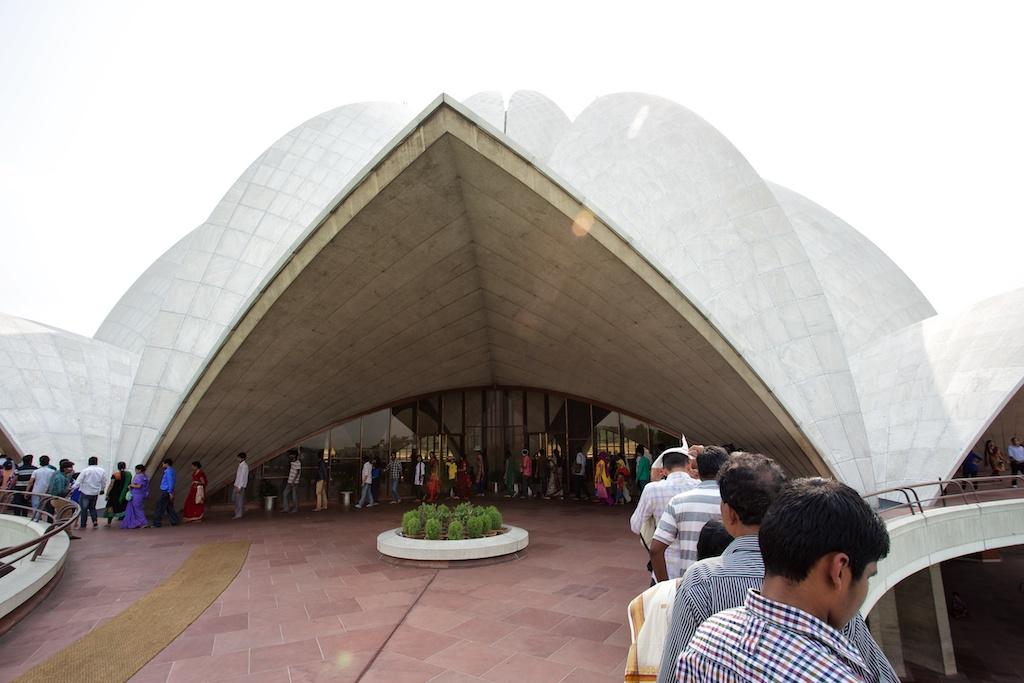 Lotus Temple 1