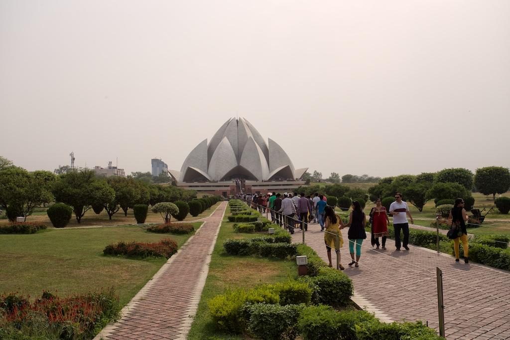 Lotus Temple 10