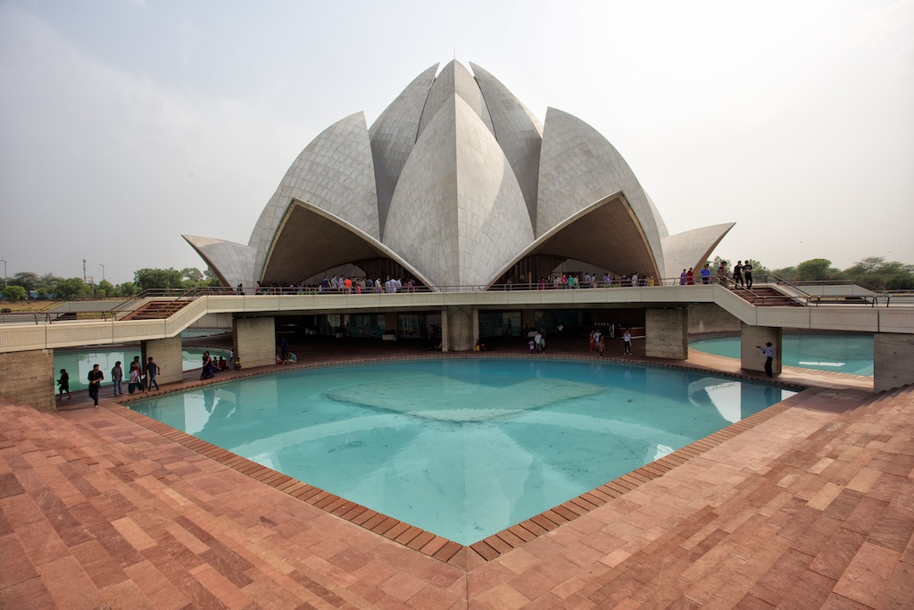 Lotus Temple 3