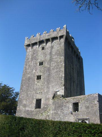 Kissing the Blarney Stone & Exploring Blarney Castle