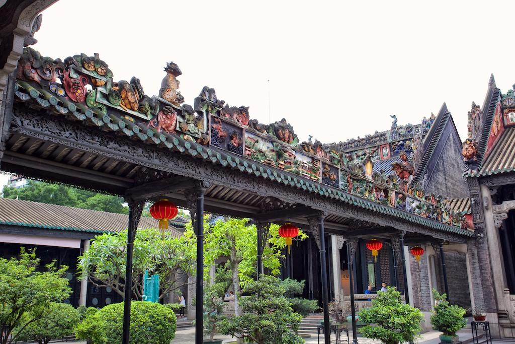 Guangzhou layover 16