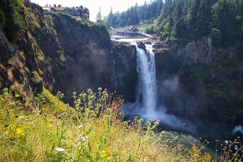 Snoqualmie Falls 4
