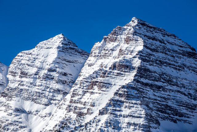 Maroon Bells in the Winter: Snowmobiling in Aspen, CO