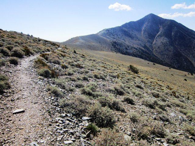 Telescope Peak, Bennett Peak and Rodgers Peak Hike in Death Valley