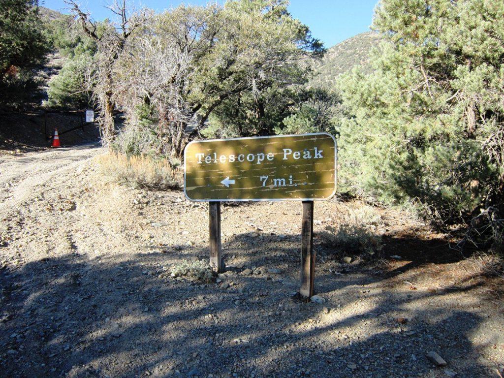 Telescope Peak 21