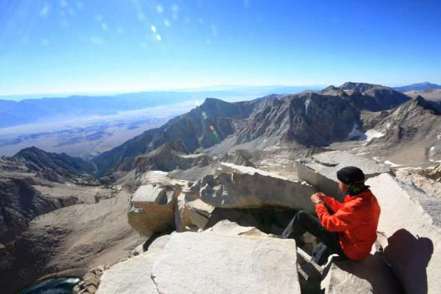 Hiking Mt Whitney: Tallest Mountain in the Lower 48 States