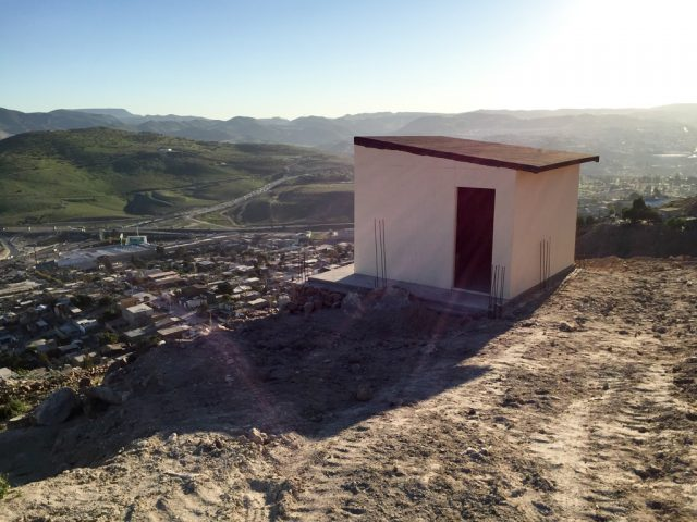 Building Houses in Tijuana with Mexico Caravan Ministries