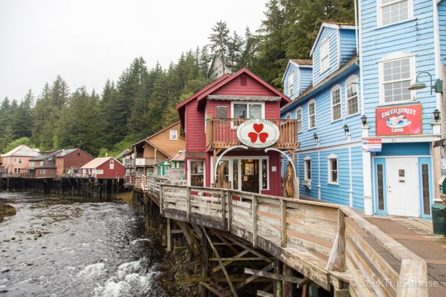 Ketchikan Alaksa City Guide: How to Explore Without Any Cruise Excursions