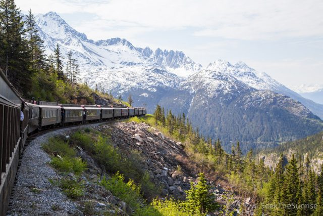 White Pass Railroad: Skagway's Historic Train Ride
