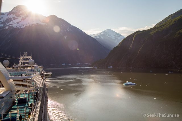 Tracy Arm Fjord: The Most Beautiful Part of the Inside Alaska Cruise