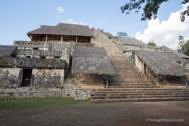 Ek Balam: Exploring the Mayan Ruins You Can Climb in Yucatan, Mexico