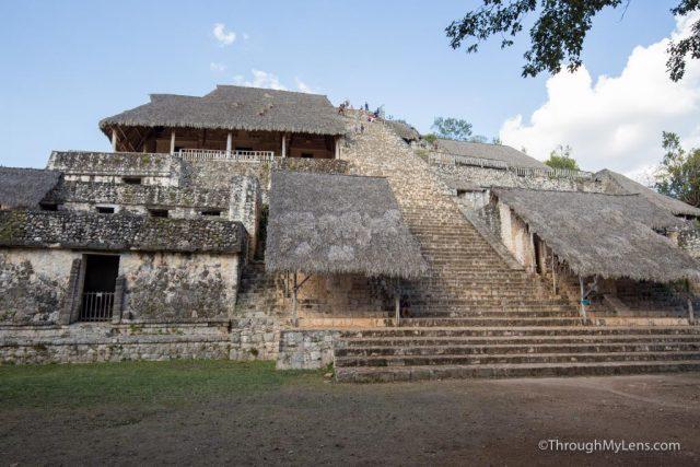 Ek Balam: Exploring the Mayan Ruins You Can Climb in Yucatan, Mexico