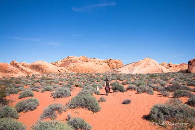 Valley of Fire State Park in Nevada: Arches, Trails, Vistas & Rock Formations